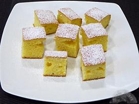 Bizcocho de yogur griego y citricos