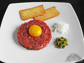 Steak tartare (filete americano)