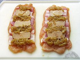 Cocinar Foie | Pechuga De Pollo Rellena De Bacon Y Foie Recetas Conpan